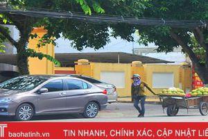 Những phụ nữ mưu sinh trên phố ở Hà Tĩnh