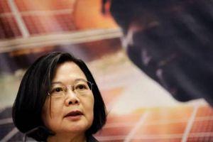 Bà Thái Anh Văn kêu gọi người dân Đài Loan cảnh giác trước Trung Quốc