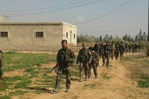 Chiến sự Syria: Giành lại thị trấn chiến lược ở Idlib, quân đội Syria đẩy phiến quân đến 'ngõ cụt'
