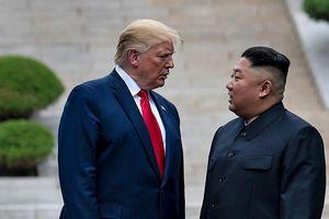 Triều Tiên thử tên lửa chỉ vài giờ sau khi ông Trump khoe bức thư của ông Kim