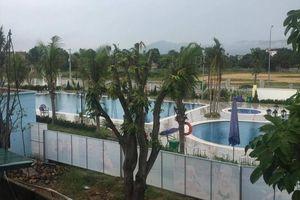 Phú Thọ: Thanh tra bể bơi không phép sau tai nạn khiến bé 7 tuổi tử vong