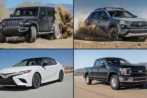 Người Mỹ chuộng xe phổ thông hơn các mẫu xe sang?