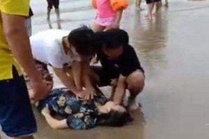 Danh tính 4 người tử vong sau khi đi tắm biển ở Bình Thuận