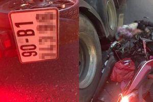 Gia cảnh éo le của hai nạn nhân tử vong sau vụ va chạm với xe tải ở Hà Nam