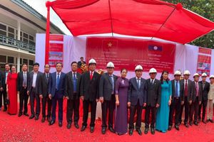 Tỉnh Thái Nguyên (Việt Nam) - tỉnh Luông Pha Băng (Lào): Tăng cường hợp tác, thắt chặt tình đoàn kết hữu nghị