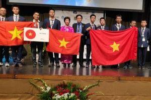 Học sinh Hà Nội giành giải Nhất toàn đoàn Kỳ thi IOAA 2019