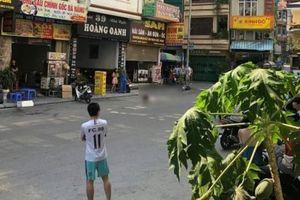 Quảng Ninh: Nam thanh niên cắt tay, nhảy lầu tự tử