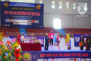 Bế mạc 'Đại hội võ thuật cổ truyền trẻ', hàng trăm bộ huy chương được trao