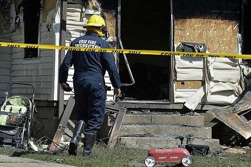Nhà trẻ tại Mỹ cháy lớn khiến 5 trẻ em thiệt mạng thương tâm