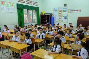 Trường học ứng phó với quá tải học sinh