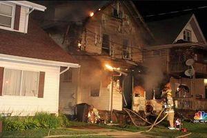 Cháy trung tâm chăm sóc, 5 trẻ em thiệt mạng thương tâm