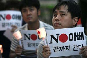 Leo thang căng thẳng, Hàn loại Nhật khỏi danh sách ưu tiên thương mại