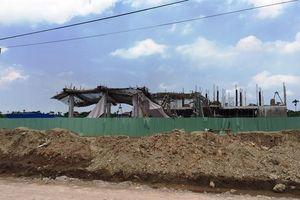 Hải Phòng: Khởi tố điều tra vụ sập giàn giáo cây xăng khiến một người tử vong