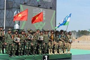 Kết quả kịch tính tại lượt đấu Tank Biathlon của Việt Nam
