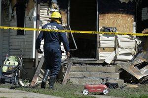 Cháy trung tâm giữ trẻ khiến năm em nhỏ thiệt mạng tại Mỹ