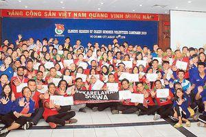 Tấm lòng sinh viên tình nguyện quốc tế với TP Hồ Chí Minh