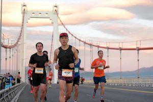 Hơn 9.000 VĐV tranh tài tại Cuộc thi Marathon quốc tế Đà Nẵng 2019