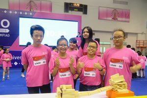 12 học sinh đoạt giải cuộc thi toán học WMO 2019 tại Thái Lan