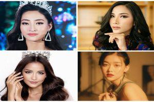 Đọ nhan sắc Lương Thùy Linh và dàn người đẹp thi hoa hậu quốc tế 2019