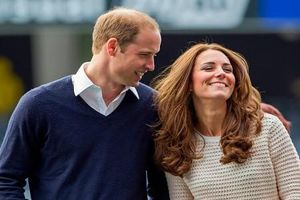 Loạt khoảnh khắc đầy ắp hạnh phúc của vợ chồng Hoàng tử William