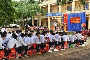 Tây Ninh: Giải thể, sáp nhập 5 trường THPT công lập