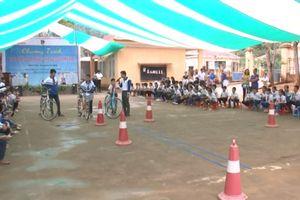 Cao Bằng tăng cường giáo dục an toàn giao thông trong trường học