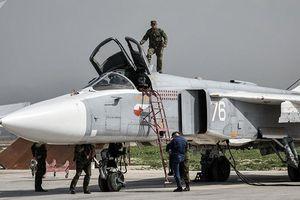 Nga tiêu diệt 6 máy bay không người lái tại Syria