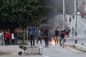 Tình hình Kashmir ngày càng nóng