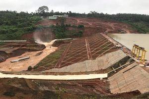 PTT Trịnh Đình Dũng chỉ đạo khẩn trương khắc phục sự cố thủy điện ở Đắk Nông