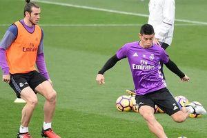 HLV Zidane quay ngoắt 180 độ về tương lai của Bale và James