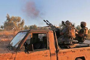 Quân Assad trút hỏa lực cuồng nộ, phe nổi dậy rơi vào đường cùng?