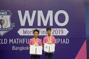 Đoàn Việt Nam đoạt giải cao tại Olympiad Toán học Tổng hợp thế giới