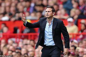 Thua tan nát trước M.U, Frank Lampard nói gì?