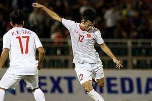 U18 Việt Nam sáng cửa vào bán kết sau trận thắng 3-0 trước U18 Singapore
