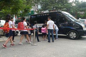 Nghệ An rà soát xe đưa đón học sinh sau vụ bé 6 tuổi trường Gateway tử vong