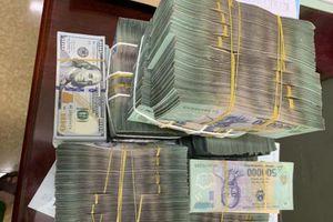 Phá đường dây đánh bạc hơn 1.600 tỷ đồng qua mạng, khởi tố 13 đối tượng