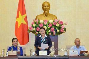 UB Thường vụ Quốc hội chuẩn bị chất vấn 15 Bộ trưởng, trưởng ngành
