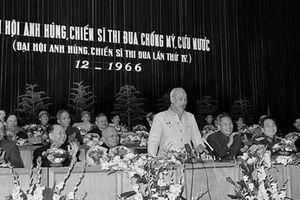 Tầm quan trọng của Di chúc Chủ tịch Hồ Chí Minh với xây dựng Đảng