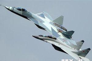 Nga công bố thời hạn hoàn thành thử nghiệm Su-57 và MiG-35