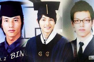 Ảnh tốt nghiệp của dàn tài tử hàng đầu Hàn Quốc: Nhan sắc thật được phơi bày, tài tử 'Người thừa kế' gây sốc nhất