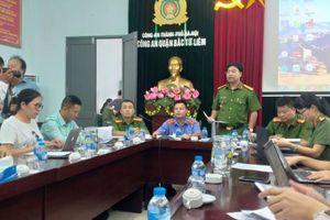 Họp báo vụ nghi vấn bắt giữ người: Công an quận Bắc Từ Liêm 'né' nhiều câu hỏi của phóng viên