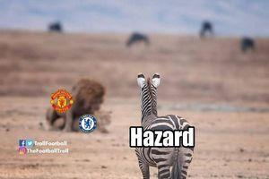 Ảnh chế: 50 sắc thái 'sấp mặt' của Chelsea trước M.U