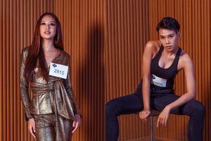 'Bản sao' Mai Phương Thúy, chân dài tomboy gây chú ý tại buổi casting Siêu mẫu Việt Nam 2019