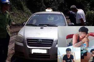 Thông tin mới nhất về nghi án 3 người nước ngoài sát hại tài xế taxi, cướp ô tô