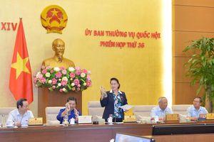 Chủ tịch Nguyễn Thị Kim Ngân biểu dương tinh thần bảo vệ môi trường tại Quốc hội