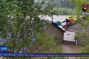 Siêu bão Lekima đổ bộ lần 2 vào Trung Quốc