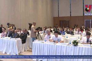 Lần đầu tiên triển lãm hàng không quốc tế tại Việt Nam