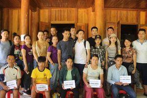 Thanh niên Mục Sơn hướng về người dân vũng lũ Quan Sơn, Mường Lát
