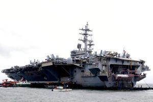 Philippines cân nhắc nhờ Mỹ hỗ trợ giám sát vùng đặc quyền kinh tế ở Biển Đông