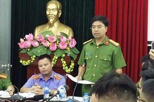 Điều tra vụ chống người thi hành công vụ tại khu đô thị mới Cổ Nhuế